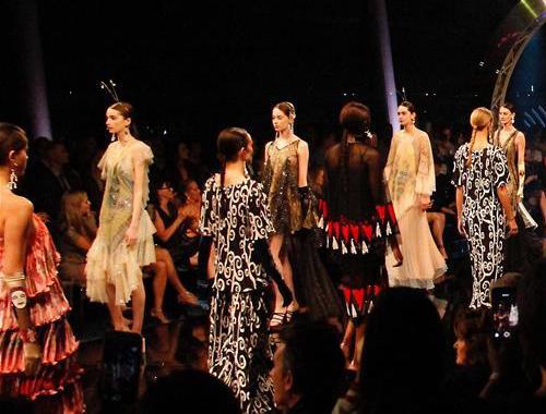 澳大利亞珀斯國際時裝節開幕