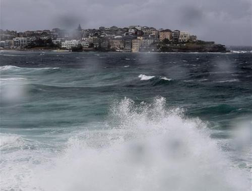 悉尼遭遇強降水