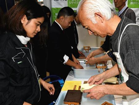 日本環境與能源展展示最新環保技術