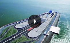 伶仃洋上的最美地標——港珠澳大橋