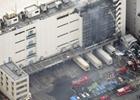 日本東京一物流倉庫失火兩人喪生
