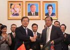 瀾湄合作專項基金柬埔寨新項目簽約