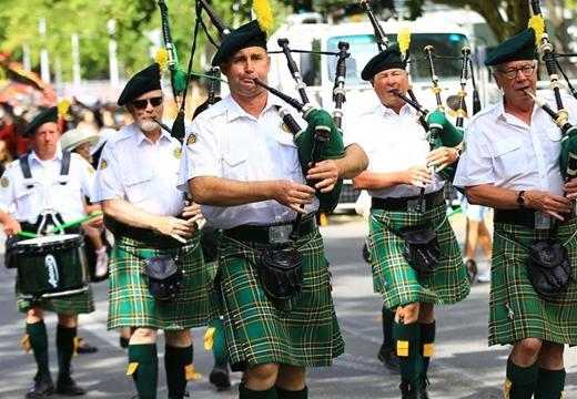澳大利亞舉行國家多元文化節
