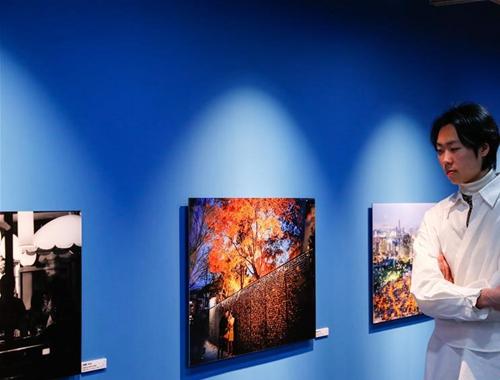 中韓旅遊圖片展在首爾拉開帷幕