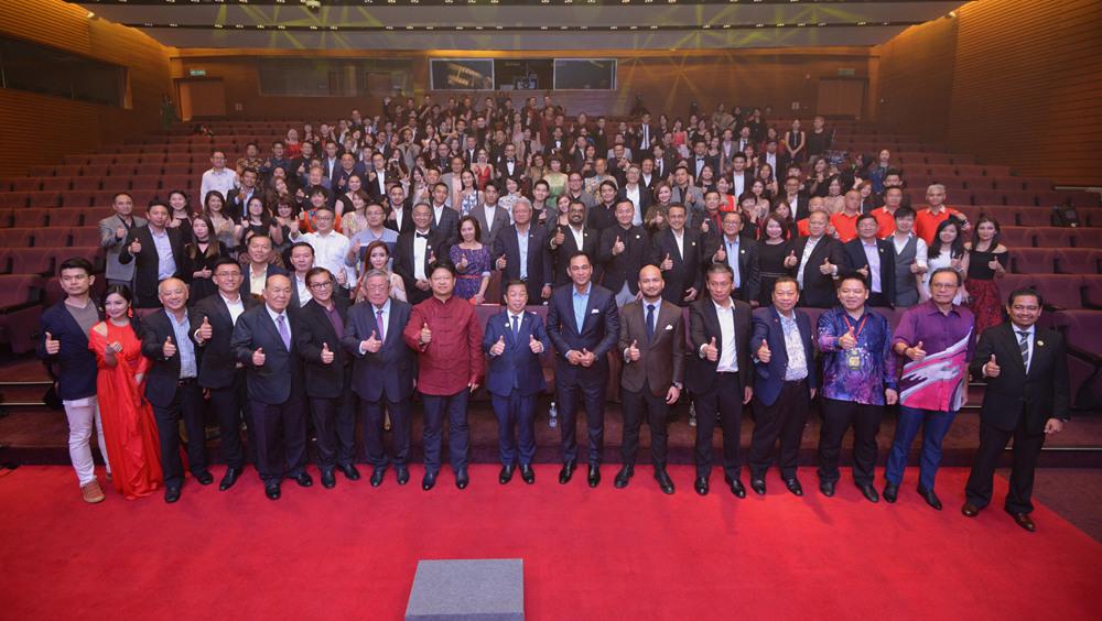 """馬來西亞""""2020中國影視節""""啟動儀式在吉隆坡舉行"""