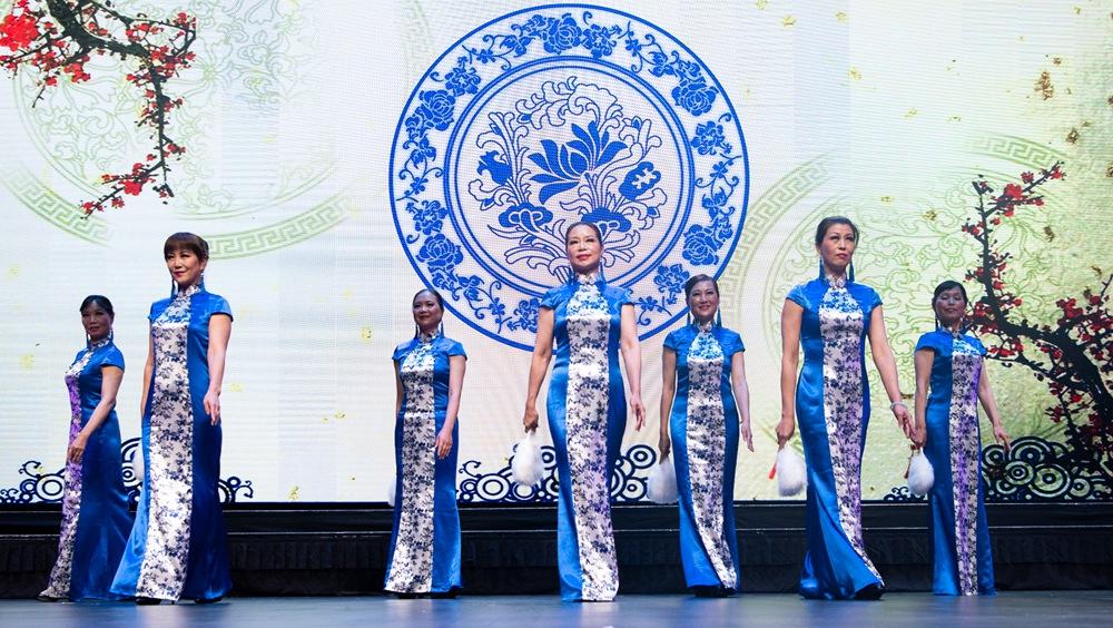 華僑華人新春晚會在新西蘭奧克蘭舉行