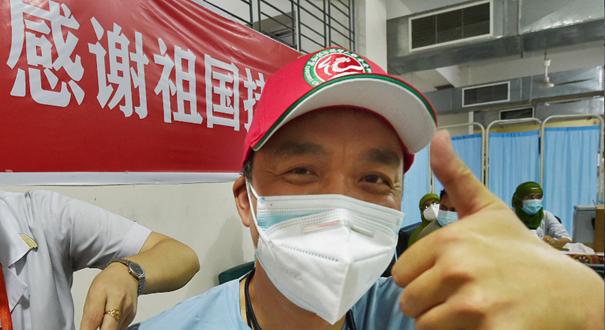 外交部:超過118萬海外中國公民已接種新冠疫苗