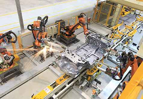 汽車産銷量連續六年全球第一