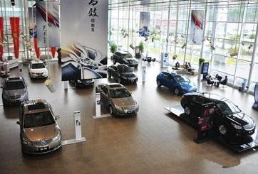 2014年全國乘用車市場品牌銷量排名