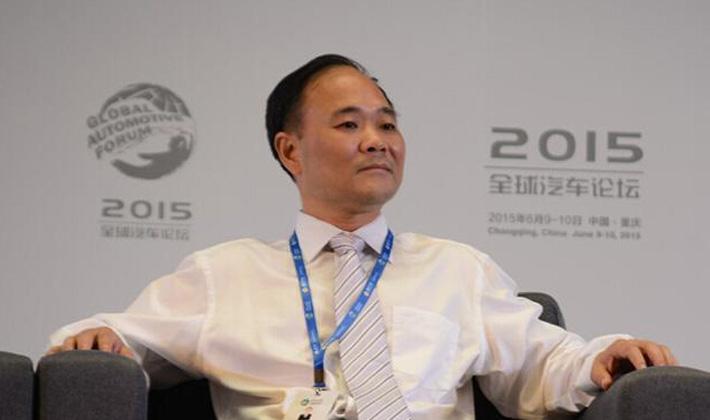 李書福:打造全球型企業文化
