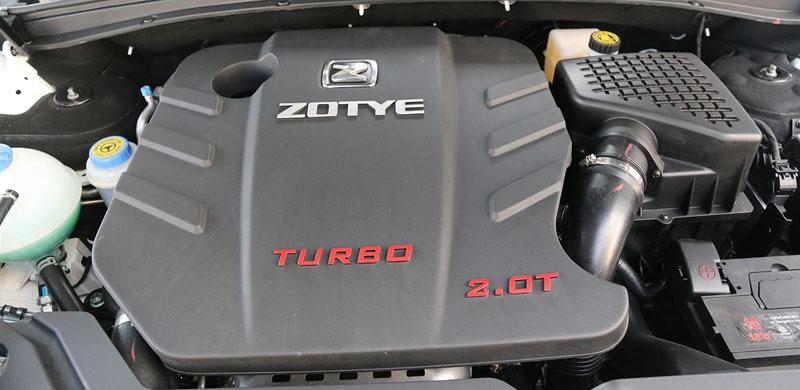 2015款眾泰T600車型
