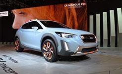 新XV概念車等 斯巴魯公布廣州車展陣容
