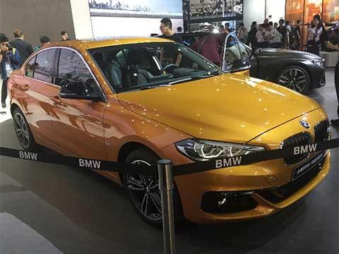 全新BMW 1係運動轎車時尚新潮