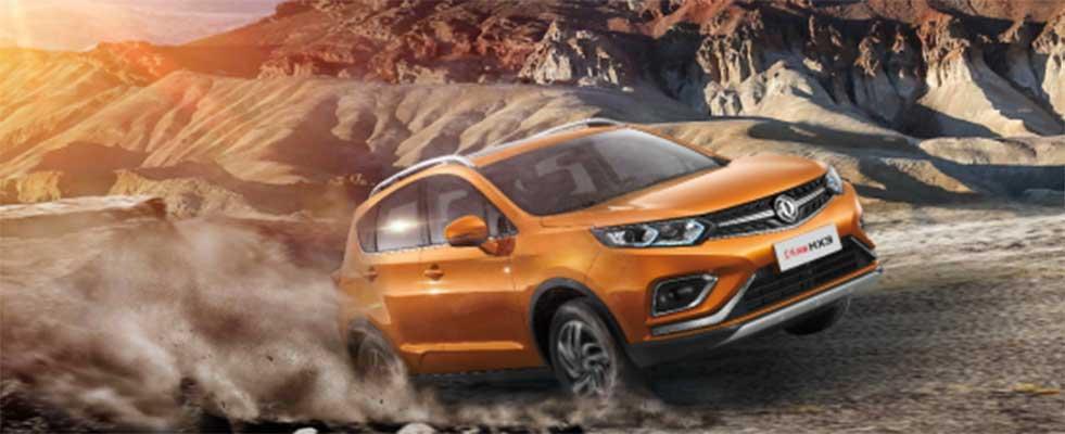 上海車展:首發5款自主SUV 東風重裝上陣