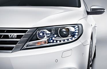 LED日間行車燈
