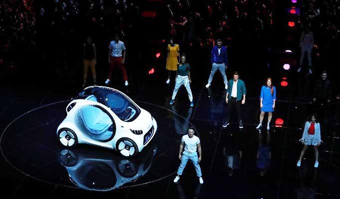 法蘭克福車展聚焦新能源車(高清組圖)
