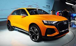 全新奧迪Q8 Sport Concept 亞洲首發