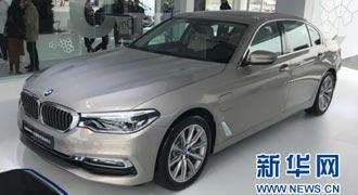 全新BMW 5系插电式混合动力上市