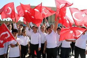 土耳其慶祝兒童節