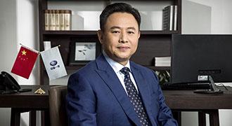 徐留平:胸怀新梦想 中国一汽踏上新征程