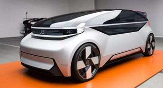 沃尔沃发布360c自动驾驶概念车