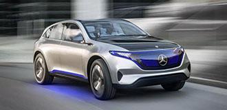 集體發起衝擊 BBA加速入局新能源汽車市場