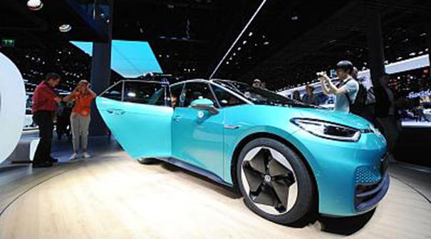 從成都車展到法蘭克福車展:新能源汽車開足馬力駛向全球