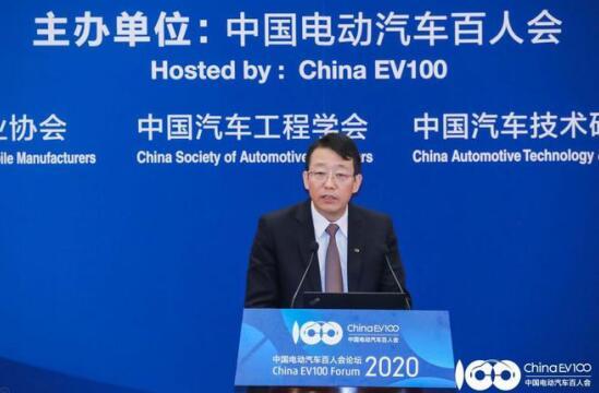 馮興亞:新能源汽車市場調整有利于行業優勝劣汰