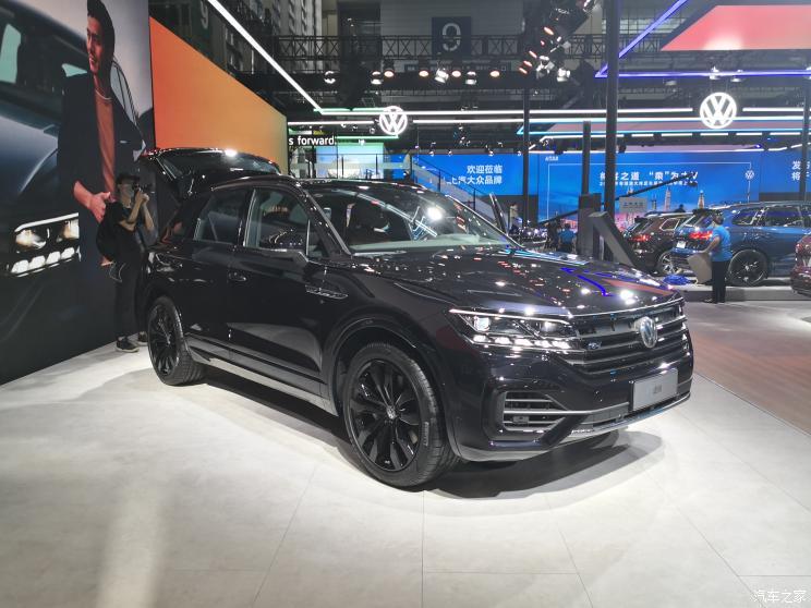 粵港澳車展:途銳3.0T銳尊版售82.18萬