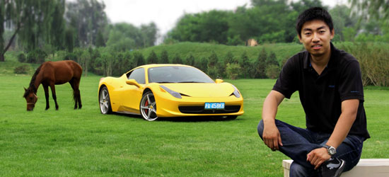 法拉利458 Italia車評