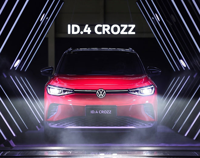 一汽-大眾産品電動化戰略升級