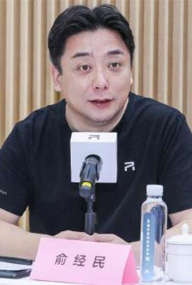 """俞經民:不走尋常路 上汽新能源品牌""""R""""強勢入場"""