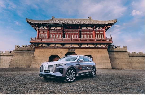紅旗品牌戰略簽約敦煌,合力打造中國汽車品牌文化名片