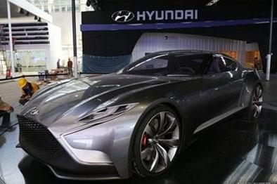 現代轎跑車HND-9