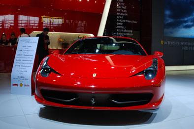 法拉利 458 Italiy
