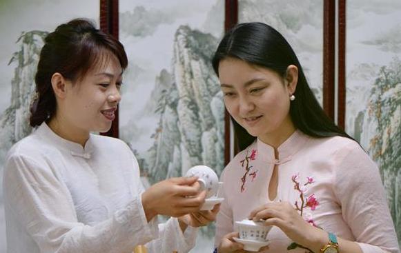品茶修心 樂享春日
