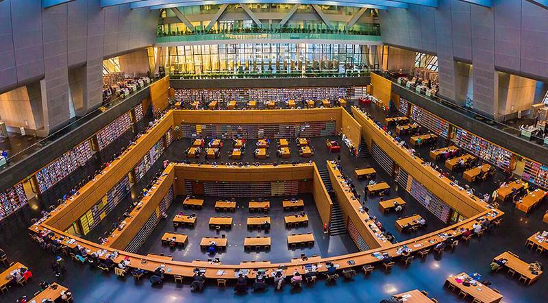 国家图书馆启动文献共享借阅计划