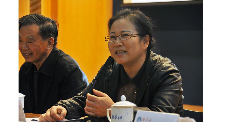 本書編審、人民出版社公共事業部主任王萍