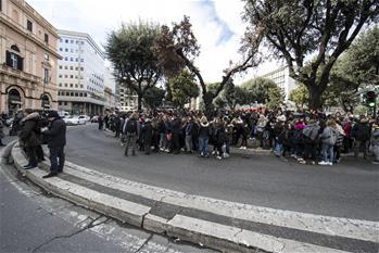意大利中部發生地震
