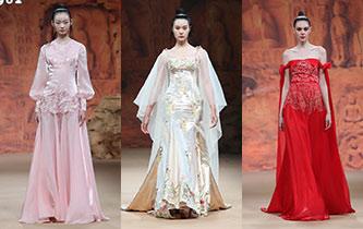 中國國際時裝周拉開帷幕