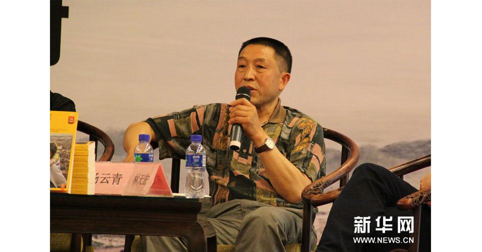 楊雲青自述災後經歷