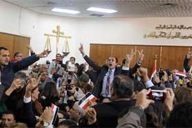 """埃及法院終審裁決""""歸還""""沙特島嶼協議無效"""