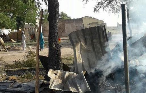 尼日利亞軍機誤襲難民營 無國界醫生組織説已造成52人死亡