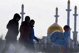 哈薩克斯坦將舉行敘利亞和談