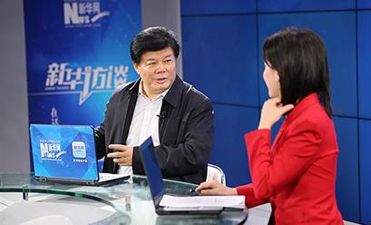 聶震寧:韜奮基金會旨在為全民閱讀公益活動貢獻力量