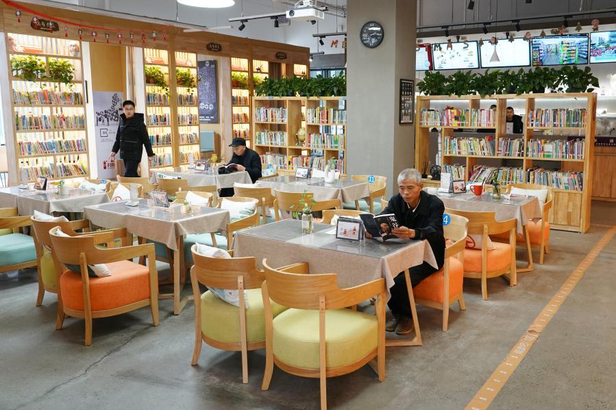 【圖片】陜西安康:城市處處有書香