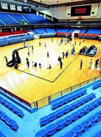 體彩公益金助力體育場館建設