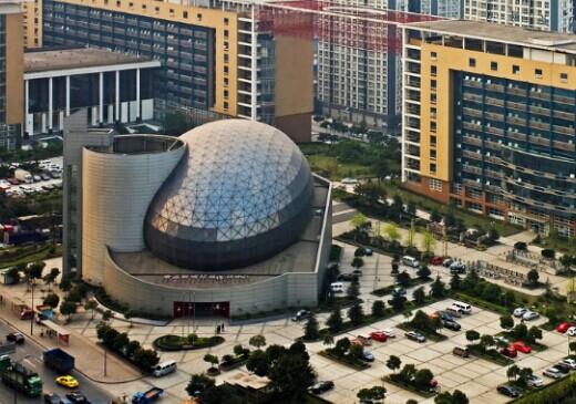 二郎留学生创业园,位于高新区二郎科技新城中心区,是集科研,生产,办公