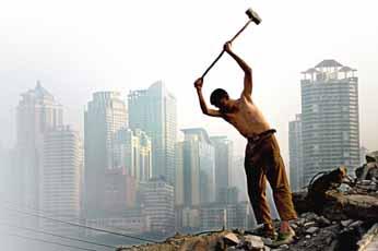 讓農民工有序融入城市