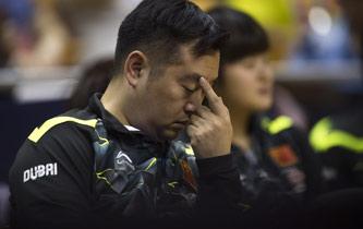 中國乒乓球協會暫停孔令輝教練職務